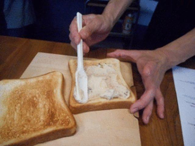 画像3: あんこラムレーズンチーズトースト