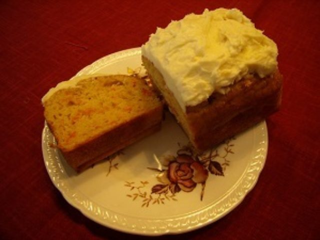 画像11: 型が無くても牛乳パックで簡単 にんじんでケーキ