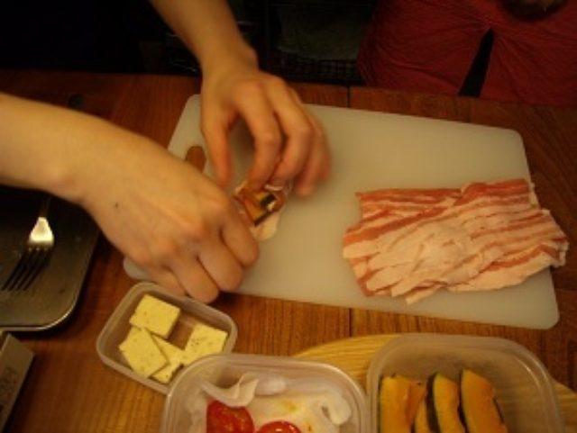 画像5: 野菜とチーズの肉巻