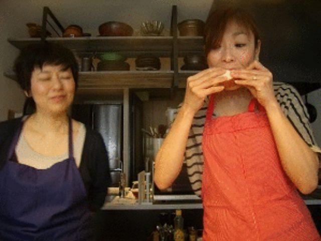 画像7: 普通の食パンをピタパンに!お豆さんサラダのサンドイッチ