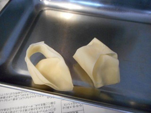 画像6: 干し海老とザーサイの酸辣湯 チーズワンタン入り
