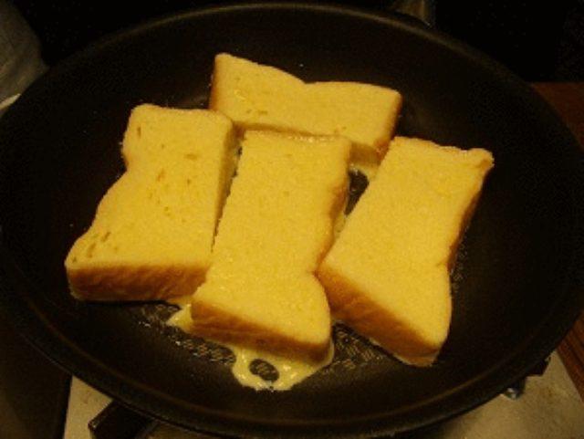 画像3: フレンチトースト ラムレーズンクリーム添え