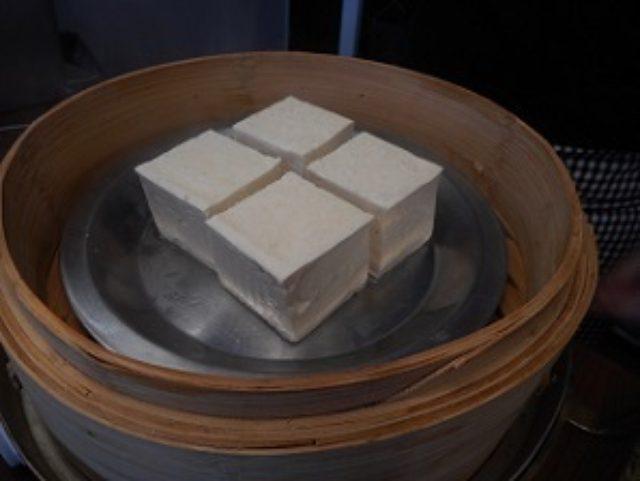 画像3: 蒸し豆腐の韓国トッピング とろーりチーズのせ