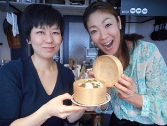 画像6: あさりとチーズの蒸し寿司風