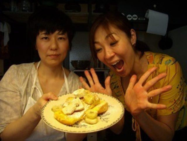 画像8: フレンチトースト ラムレーズンクリーム添え