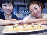 画像8: オイルサーディーンとじゃがいもとスモークチーズのパン粉焼き