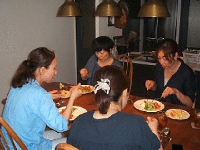 画像4: リスナーさんと「yumi's Kitchen」