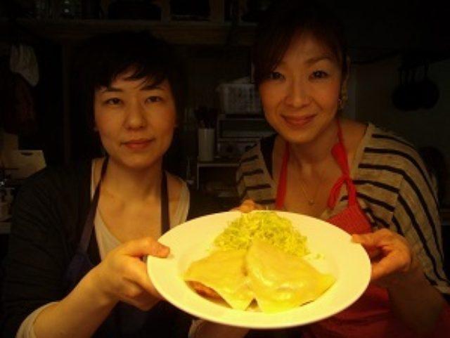 画像10: 昭和の愛すべき2アイテムが合体! ポテサラハムカツ チーズ乗せ