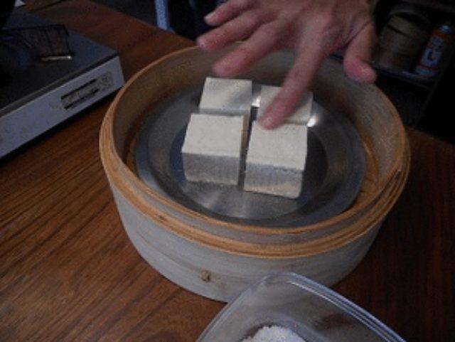 画像2: 蒸し豆腐の韓国トッピング とろーりチーズのせ
