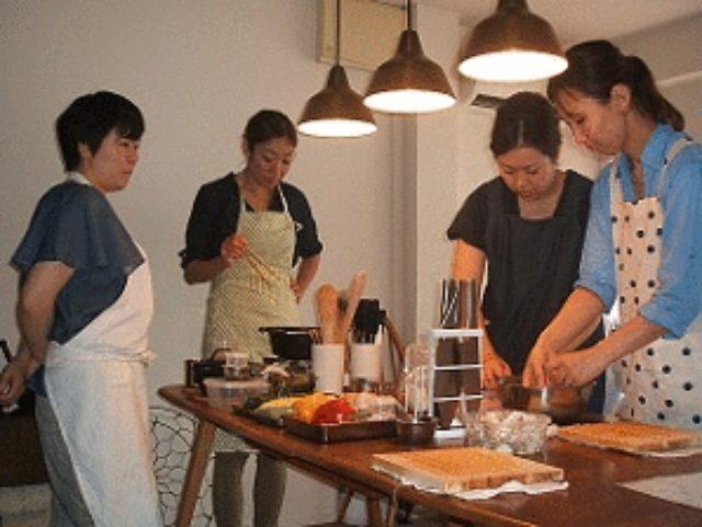 画像1: リスナーさんと「yumi's Kitchen」