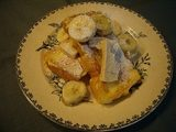 画像6: フレンチトースト ラムレーズンクリーム添え
