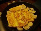 画像4: フレンチトースト ラムレーズンクリーム添え