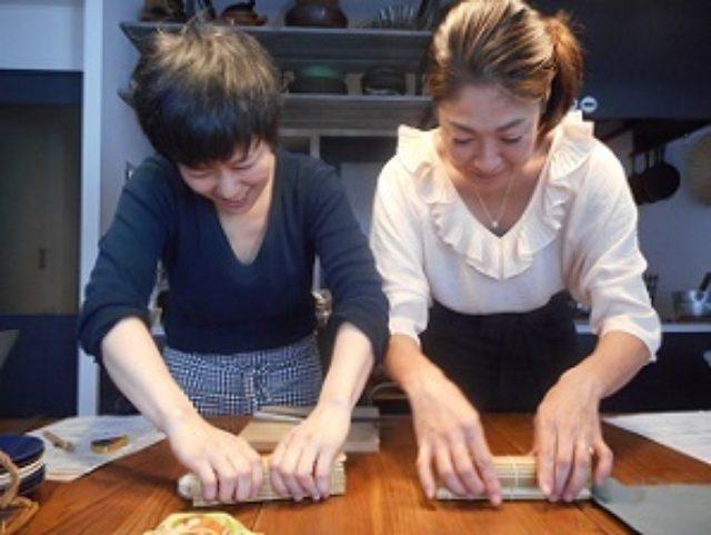 画像7: 秋刀魚のかば焼きとチーズ寿司