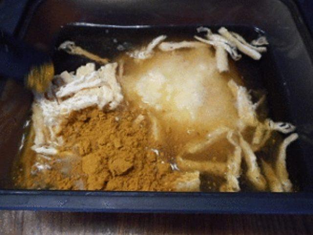 画像3: すりおろしジャガイモのチーズカレー丼