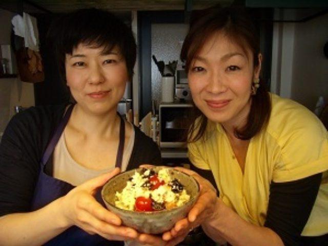 画像10: カリカリじゃこと豆腐とチーズの和えサラダ