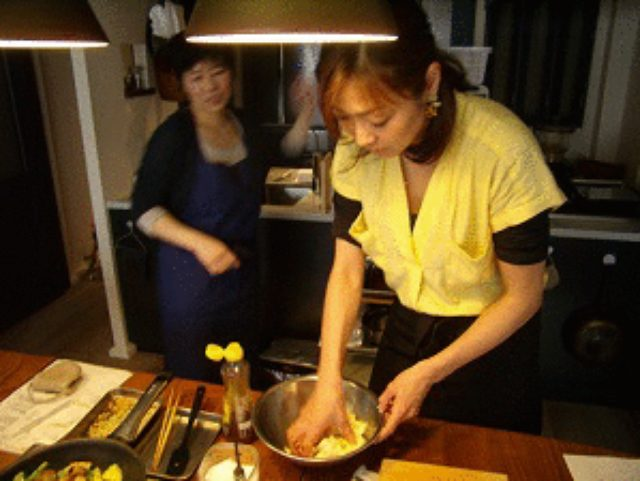 画像5: カリカリじゃこと豆腐とチーズの和えサラダ