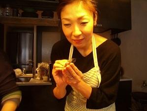 画像6: 和菓子だって5分だ!ラムレーズンかのこ