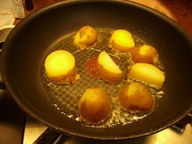 画像3: ポイントはほったらかし!?じゃがいもとアボカドのチーズ炒め