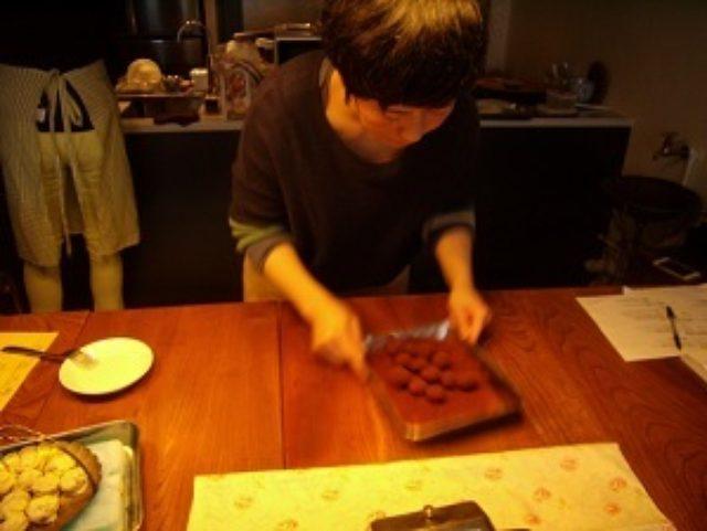 画像7: 今からでも間に合う!!チョコとナッツのトリュフ