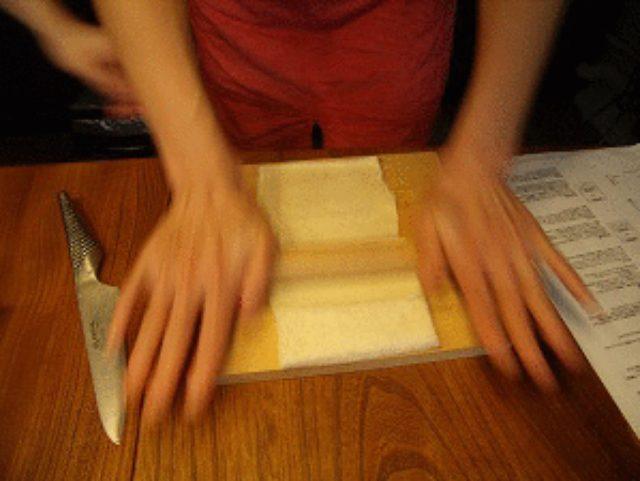 画像3: 簡単お手軽 パンをつぶして! トースターでパンキッシュ