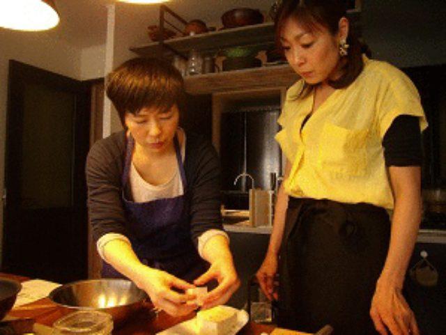 画像2: カリカリじゃこと豆腐とチーズの和えサラダ