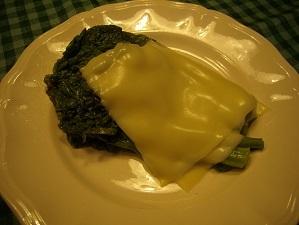 画像7: ほろ苦とチーズが絶妙!菜の花のレンジ蒸しチーズ乗せ