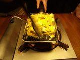 画像7: 山菜のスペイン風チーズオムレツ