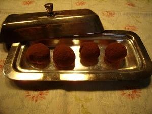 画像8: 今からでも間に合う!!チョコとナッツのトリュフ