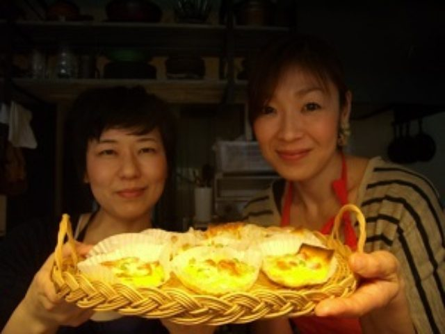 画像8: 簡単お手軽 パンをつぶして! トースターでパンキッシュ