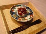 画像12: 和菓子だって5分だ!ラムレーズンかのこ