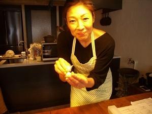 画像4: 和菓子だって5分だ!ラムレーズンかのこ