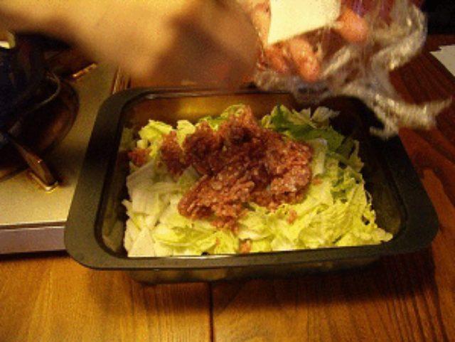画像2: 白菜麻婆チーズ丼