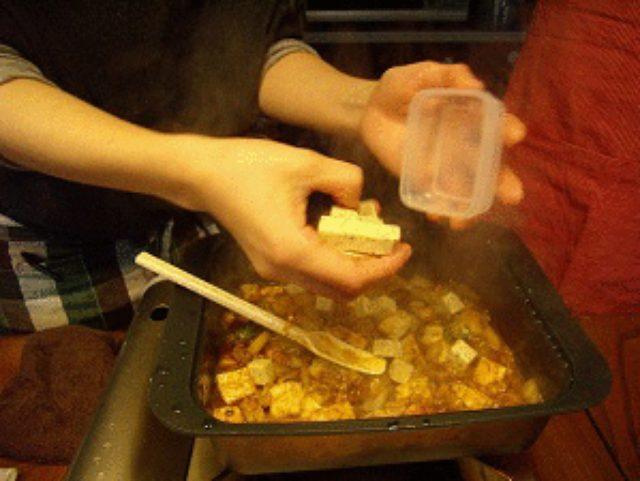 画像5: 白菜麻婆チーズ丼