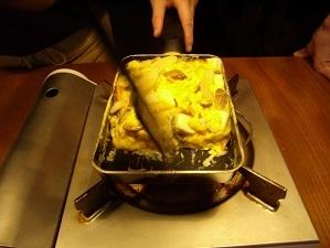 画像6: 山菜のスペイン風チーズオムレツ