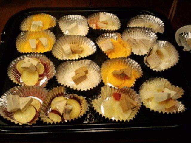 画像2: スイーツだって楽ちん!「果物とデザートチーズでスイーツパーティー」