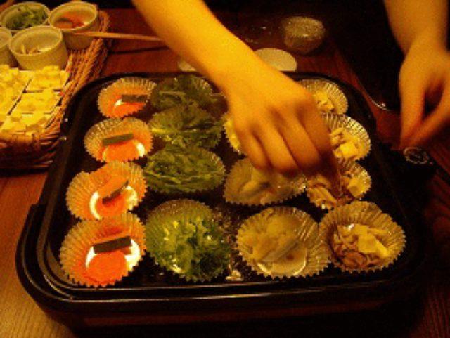 画像3: 野菜いっぱいで楽ちん!「野菜のチーズ焼き」