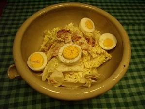 画像5: 白菜のシーザーサラダ!!