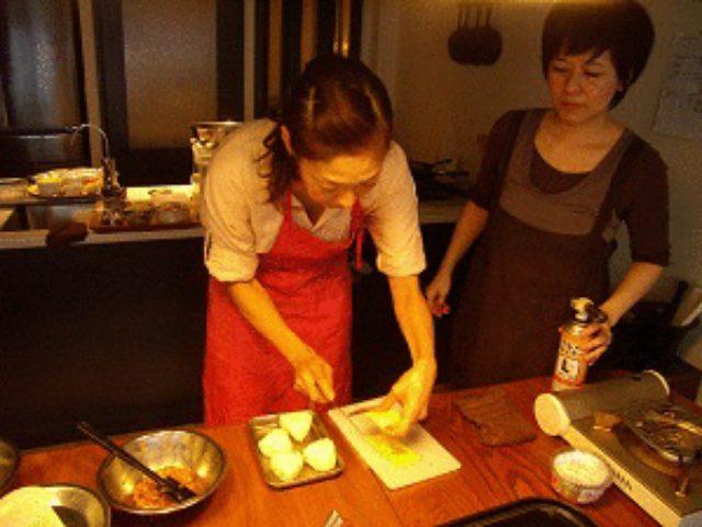 画像2: 生姜ツナ味噌のチーズ焼きおにぎり!!