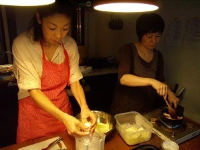 画像2: 白菜のシーザーサラダ!!