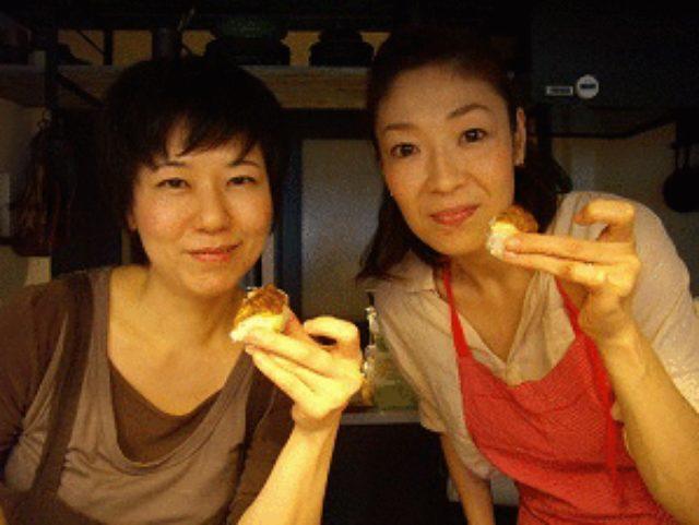 画像4: 生姜ツナ味噌のチーズ焼きおにぎり!!