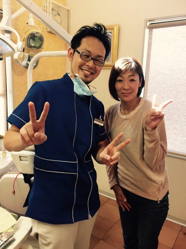 画像: りょうき歯科クリニック「デリシャスマイル」