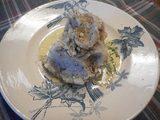 画像4: じゃがいもとオイルサーディーンのオリーブオイルとチーズかけ