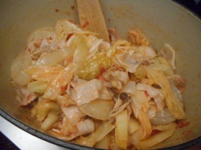 画像3: お野菜の重ね煮 チーズのせ
