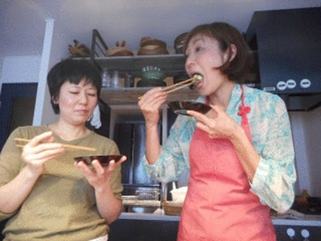 画像5: なめことアボカドのにんにく醤油炒め チーズのせ