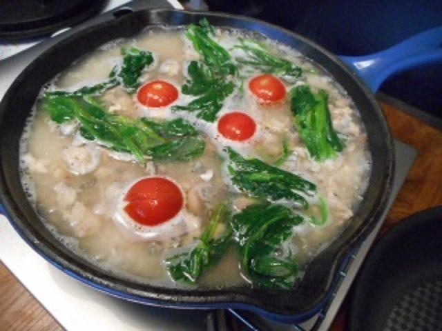 画像3: パエリア風チーズ入り 炊き込みご飯