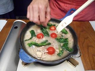 画像2: パエリア風チーズ入り 炊き込みご飯