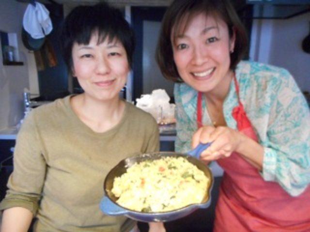 画像7: パエリア風チーズ入り 炊き込みご飯