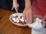 画像4: 濃厚ショコラとマシュマロのグラタン