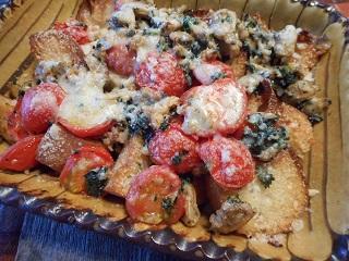 画像7: チーズ入りご馳走ガーリックトースト