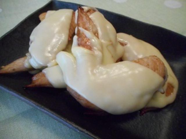 画像3: 手羽先の柚子胡椒焼き チーズのせ